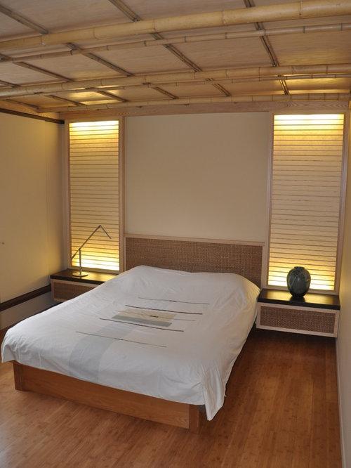 Asiatische Schlafzimmer In Montreal Design-ideen & Bilder | Houzz Schlafzimmer Asiatisch