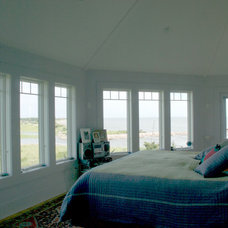 Traditional Bedroom by Duo Dickinson, architect