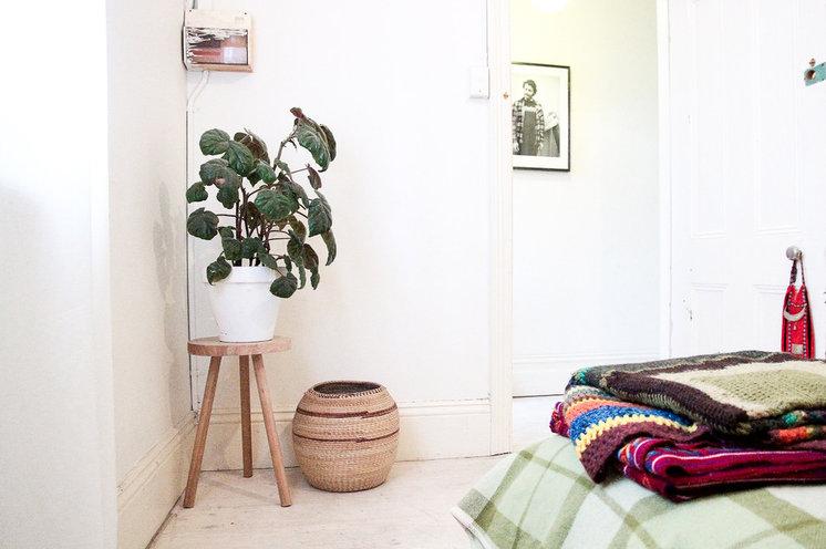 Eclectic Bedroom by Lisa Sorgini