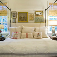 Traditional Bedroom by Katherine Robertson Photography