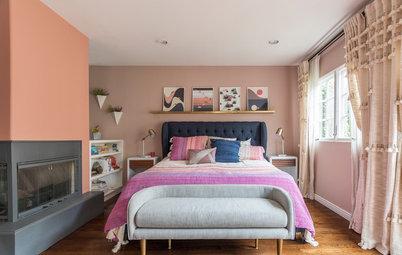 16 Ideen, wie Sie im Schlafzimmer Farben kombinieren