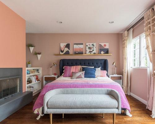 Camere Da Letto Pareti Rosa : Colori parete camera da letto top colori per pareti camera da