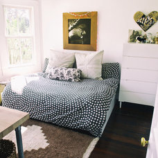 Farmhouse Bedroom by Michelle Pattee