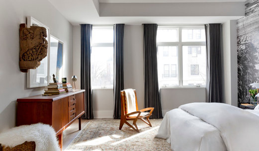 Truly Inspiring Bedroom Design Ideas Pictures Houzz Adorable Designs For A Bedroom