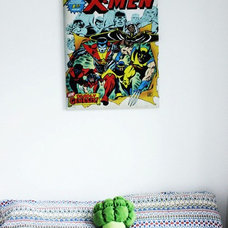 Eclectic Bedroom by April and the Bear