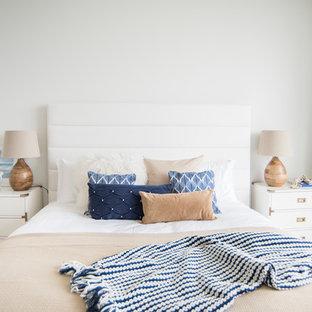 Contemporary bedroom in San Francisco.
