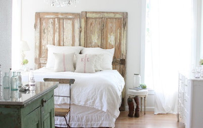 21st-Century Looks for Shabby Chic Fans