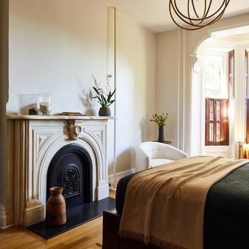 Hudson BrownstoneHoboken | Eclectic Modern | Interior Design and Renovation| Hud