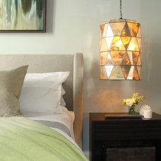 Contemporary Bedroom by Threshold Goods & Design, LLC