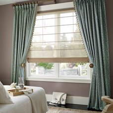 Traditional Bedroom by Gotcha Covered Window Fashions