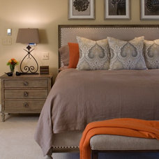 Traditional Bedroom by Cabin John Builders