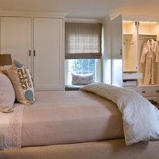Traditional Bedroom by Cabin John Builders