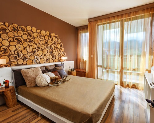 camera da letto in montagna grecia foto e idee per arredare. Black Bedroom Furniture Sets. Home Design Ideas