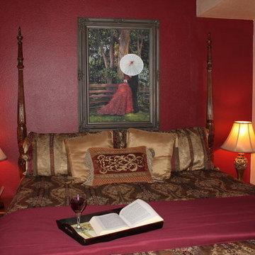 Huntington Beach Master Bedroom
