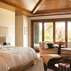 Contemporary Bedroom by Michael Fullen Design Group