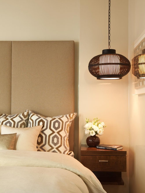 bedside hanging light houzz