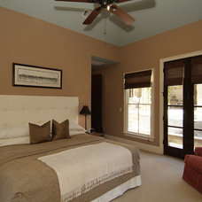 Traditional Bedroom by Zimmerman Interiors
