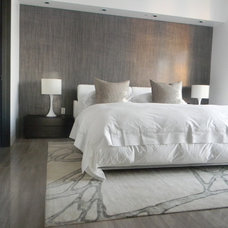 Modern Bedroom by Cardenas+Kriz design studio