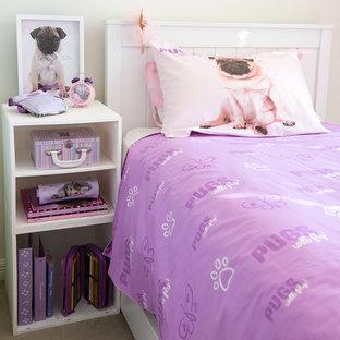 オークランドのコンテンポラリースタイルのおしゃれな寝室