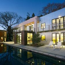 Modern Bedroom by Zack|de Vito Architecture + Construction