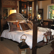 Eclectic Bedroom by Idlewild Furnishing