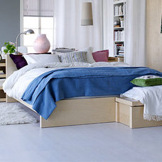 modern bedroom by IKEA