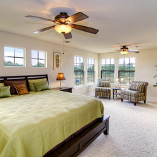 Contemporary Bedroom by Imaging Austin