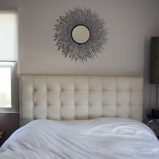 Midcentury Bedroom by Katrina Guevara