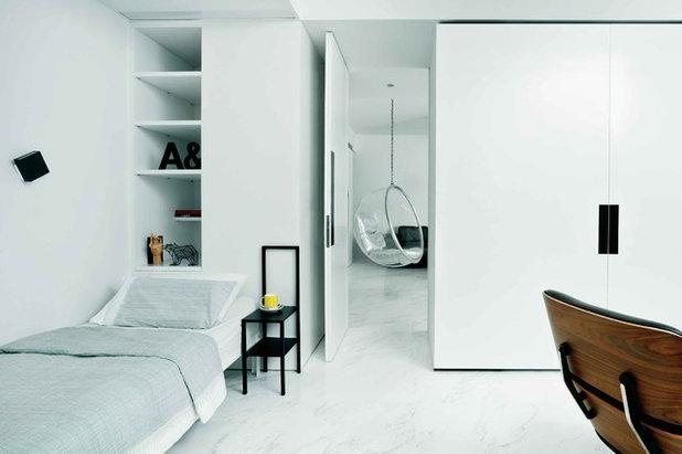 Modern Bedroom by SPACEDGE
