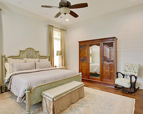 Farmhouse new orleans bedroom design ideas remodels photos - New orleans style bedroom decorating ideas ...