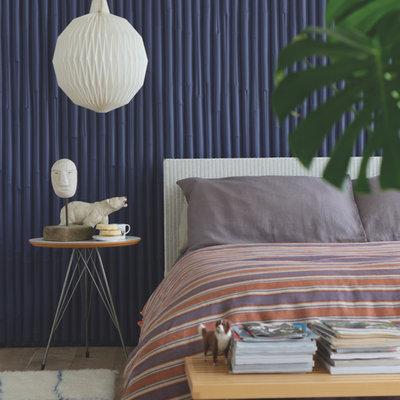 Contemporary Bedroom by Farrow & Ball