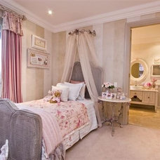 Eclectic Bedroom by Le Chateau