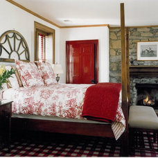 Traditional Bedroom by Sroka Design, Inc.