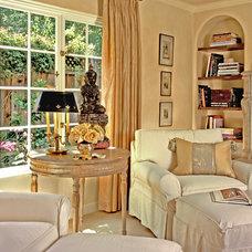 Traditional Bedroom by Jane Antonacci Interior Design