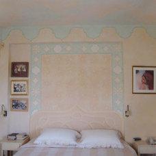 Eclectic Bedroom by Fine Art & Portraits by Laurel