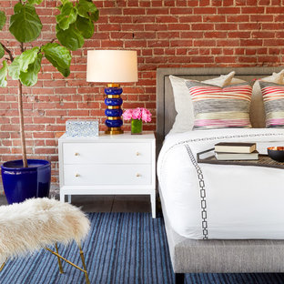 Indie Bed & Connor Side Table