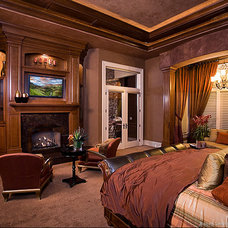 Traditional Bedroom by Room Service Home Technologies