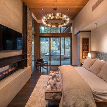 Indoor and Outdoor Lighting Integration