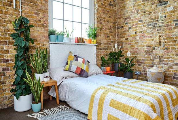 Industrial Bedroom by Patch UK