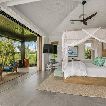 Indoor Outdoor Master Suite