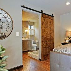Contemporary Bedroom by Rustica Hardware