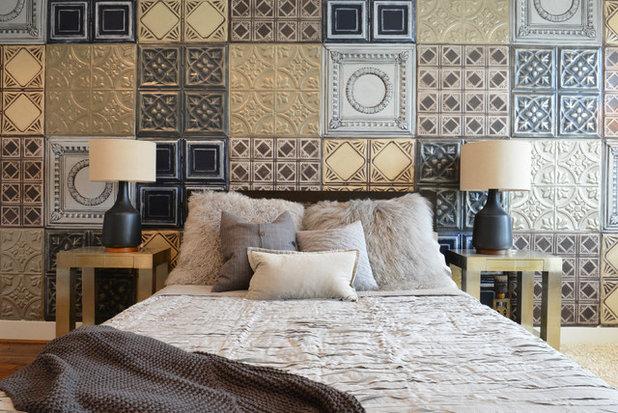 Industriel Chambre Industrial Bedroom
