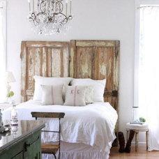 Industrial Bedroom by ReNew Design