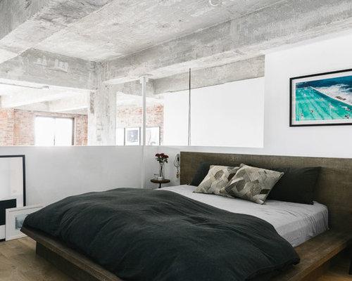 Loft Style loft-style bedroom ideas & design photos | houzz