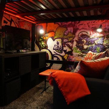 Industrial Teenage Lounge