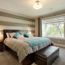 Contemporary Bedroom by A|K Design & Development Inc.