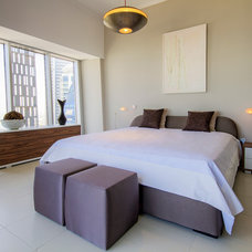 Contemporary Bedroom by Signature Stagers - Luxury Home Staging