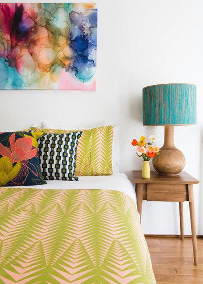 Contemporáneo Dormitorio by Emma Blomfield