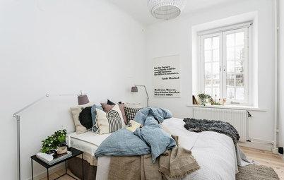 Decoración útil: ¿Son prácticos los cojines sobre la cama?