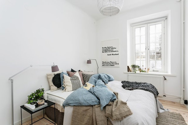 Scandinavian Bedroom by Britse & Company AB